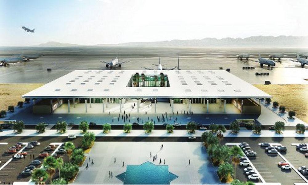 New Gawadar International Airport Construction starts under cpec